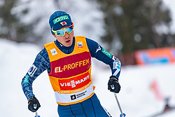 10.03.2018, Holmenkollen, Oslo, NOR, FIS Weltcup Nordische Kombination, Oslo, Langlauf, im Bild Akito Watabe (JPN) // Akito Watabe of Japan during the Cross Country of the FIS Nordic Combined World Cup at the Holmenkollen in Oslo, Norway on 2018/03/10. EXPA Pictures © 2018, PhotoCredit: EXPA/ JFK