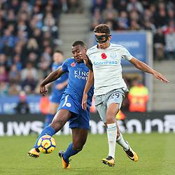 Leicester City v Everton | Premier League | 29 October 2017