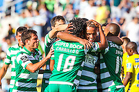 Ewerton / Joie groupe Sporting - 10.05.2015 - Estoril Praia / Sporting  - Liga Sagres<br /> Photo : Carlos Rodrigues / Icon Sport <br /> <br />   *** Local Caption ***