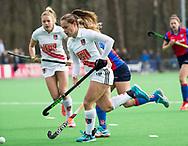 BILTHOVEN - hoofdklasse competitie dames, SCHC-Amsterdam.  Kelly Jonker (A'dam)   COPYRIGHT KOEN SUYK