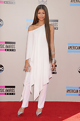 Nov. 24, 2013 - Los Angeles, California, USA - Nov 24, 2013 - Los Angeles, California, USA -  ZENDAYA   at the 2013 American Music Awards - Arrivals held at the Nokia Theater, Los Angeles. (Credit Image: © Paul Fenton/ZUMAPRESS.com)