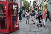 London, 9 August 2018