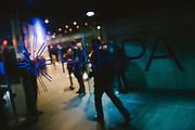 Photos of general atmosphere during Sónar Reykjavík music festival at Harpa concert hall in Reykjavík, Iceland. February 14, 2014. Copyright © 2014 Matthew Eisman. All Rights Reserved