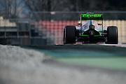 February 26-28, 2015: Formula 1 Pre-season testing Barcelona : Max Verstappen, Scuderia Toro Rosso