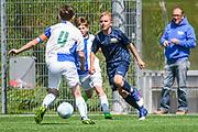 20170429; Zuerich; FUSSBALL - GC FE13 Stadt - Zuerich FE13 Heerenschuerli;<br /> Lembo Jared (Zuerich) <br /> (Andy Mueller/freshfocus)