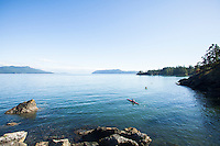 Doe Bay Resort on Orcas Island, Washington.