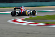 April 20, 2014 - Shanghai, China. UBS Chinese Formula One Grand Prix. Jean-Eric Vergne (FRA), Toro Rosso-Renault