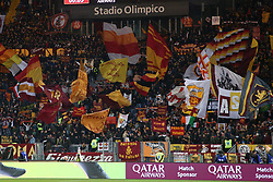 May 12, 2019 - Rome, Lazio, Italy - Roma, Lazio, Italy, 12-05-19, Italian football match between As Roma - Juventus at the Olimpico Stadium in picture  , the final score is 0-2 for As Roma  (Credit Image: © Antonio Balasco/Pacific Press via ZUMA Wire)