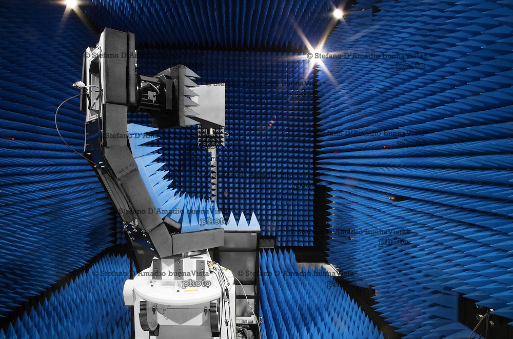 Camera anecoica<br />