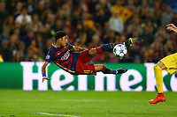 Neymar Jr of FC Barcelona during the UEFA Champions League Group E football match between FC Barcelona and Bate Borisov on November 4, 2015 at Camp Nou stadium in Barcelona, Spain. <br /> Photo Manuel Blondeau/AOP.Press/DPPI