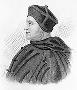 Thomas Wolsey (c. March 1473[1] – 29 November 1530; sometimes spelled Woolsey) was an English political figure and cardinal of the Roman Catholic Church. When Henry VIII became king of England in 1509, Wolsey became the King's almoner.[2] Wolsey's affairs prospered and by 1514 he had become the controlling figure in virtually all matters of state and was extremely powerful within the Church