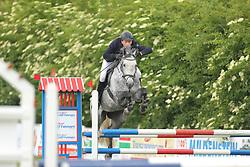 Oldekop, Jendrik, Patschuli<br /> Fehmarn - Holsteiner Masters<br /> Springpferde Kl. L<br /> © www.sportfotos-lafrentz.de/ Stefan Lafrentz