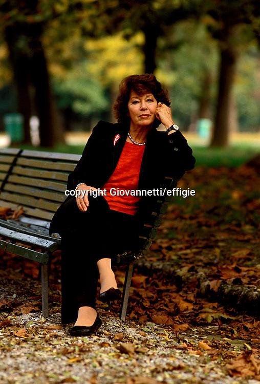 Marianne Koch<br />copyright Giovannetti/effigie