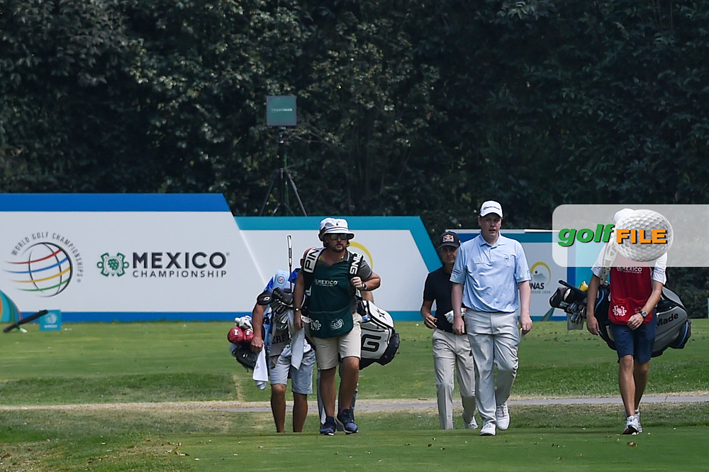 Robert McIntyre (SCO) heads down 3 during Rd4 of the World Golf Championships, Mexico, Club De Golf Chapultepec, Mexico City, Mexico. 2/23/2020.<br /> Picture: Golffile | Ken Murray<br /> <br /> <br /> All photo usage must carry mandatory copyright credit (© Golffile | Ken Murray)