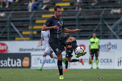 July 28, 2018 - Trento, TN, Italy - Massimo Gobbi during the Pre-Season friendly between Sampdoria and Parma, in Trento on July 28, 2018, Italy  (Credit Image: © Emmanuele Ciancaglini/NurPhoto via ZUMA Press)