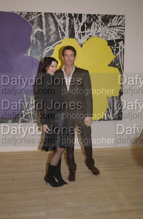 Tim Jeffries. Andy Warhol exhibition opening. Tate Modern, 4 February 2002. © Copyright Photograph by Dafydd Jones 66 Stockwell Park Rd. London SW9 0DA Tel 020 7733 0108 www.dafjones.com
