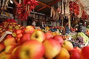 Poland, Zakopane, The market