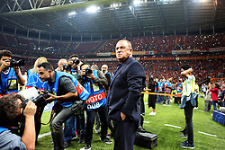 September 18, 2018 - °Stanbul, Türkiye - Galatasaray's head coach Fatih Terim during Galatasaray - Lokomotiv Moskova UEFA Champions League Game at Turk Telekom Arena, 18th of Sept. 2019. (Credit Image: © Tolga Adanali/Depo Photos via ZUMA Wire)