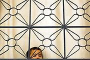 Portrait, Moulay Idriss Zerhoun Medina, Middle Atlas, Morocco, 2016-08-14.