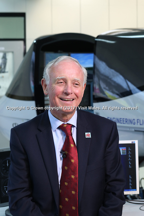 John Whalley <br /> Chief Executive Aerospace Wales <br /> Aero Lab<br /> Glyndwr University<br /> Wrexham<br /> North Wales<br /> <br /> Keith Freeburn