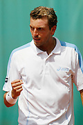 Roland Garros. Paris, France. May 29th 2007..Julien Benneteau against Carlos Berlocq