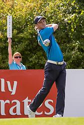 26.06.2014, Golf Club Gut Laerchenhof, Pulheim, GER, BNW International Golf Open, im Bild Martin Kaymer (US Open Sieger 2014) bei einem Abschlag // during the International BMW Golf Open at the Golf Club Gut Laerchenhof in Pulheim, Germany on 2014/06/26. EXPA Pictures © 2014, PhotoCredit: EXPA/ Eibner-Pressefoto/ Schueler<br /> <br /> *****ATTENTION - OUT of GER*****
