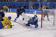 Men - Ice Hockey - Sweden v Finland - 18 February 2018