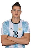 Football Conmebol_Concacaf - <br />Copa America Centenario Usa 2016 - <br />Argentina National Team - Group D -<br />Erik Lamela