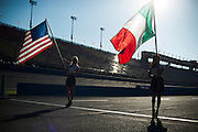 October 20-21, 2013. Lamborghini Super Trofeo - Autoclub Speedway, Fontana California.
