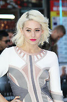 Kimberly Wyatt, Star Trek Into Darkness London Film Premiere, Empire Cinema Leicester Square, London UK, 02 May 2013, (Photo by Richard Goldschmidt)