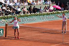 Roland Garros 8 June 2017