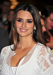 "© licensed to London News Pictures. London, UK  12/05/11 Penelope Cruz attends the UK premiere of Pirates of the Carribean 4 ""on Stranger Tides"" at Londons Westfield . Please see special instructions for usage rates. Photo credit should read AlanRoxborough/LNP"