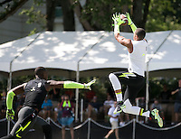 The Opening 2015.  Final 7 On 7 game Lunar Beast v Mach Speed.