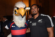 USA v All Blacks Gala dinner at Union Station ahead of the rugby union test match between the New Zealand All Blacks and the USA Eagles on Saturday. Chicago, USA. Friday 31 October 2014. Photo: Andrew Cornaga/www.Photosport.co.nz