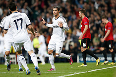 130213 Real Madrid v Man Utd