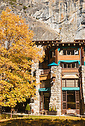 The Ahwahnee Hotel, Yosemite Valley, Yosemite National Park, California