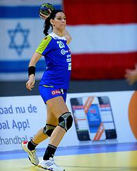 02-12-2012 HANDBAL: SLOVENIE - ISRAEL: APELDOORN .WK Kwalificatie toernooi WK 2013 Omnisportcentrum Apeldoorn / Alja Koren.©2012-FotoHoogendoorn.nl. (Photo by Ronald Hoogendoorn / Sportida)