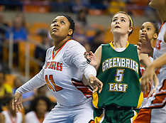 Class AAA No. 3 South Charleston vs, No. 6 Greenbrier East