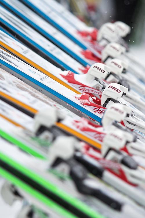 Skiing Images, Kuhtai, Tirol, Austria, Ski Test 2012,
