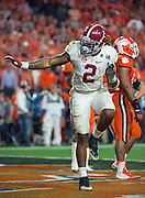 NCAA Football Championship: Clemson vs. Alabama<br /> Clemson Tigers vs. Alabama Crimson Tide<br /> University of Phoenix Stadium/Glendale, AZ, USA<br /> 01/11/2016<br /> SI-156 TK1<br /> Credit: John McDonough