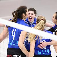 VBALL: 17-03-2018 - Elite Volley Aarhus - Holte IF - Volleyligaen Damer 2017-2018