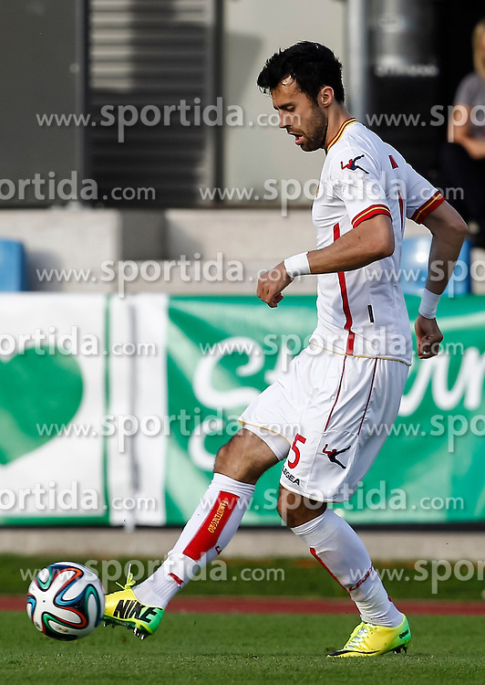 26.05.2014, Hartberg Stadion, Hartberg, AUT, FIFA WM, Testspiel, Iran vs Montenegro, im Bild Marko Basa (MNE) // Marko Basa (MNE) during friendly match between Iran and Montenegro for Preparation of the FIFA Worldcup Brasil 2014 at the Hartberg Stadium, Hartberg, Austria on 2014/05/26, EXPA Pictures © 2014, PhotoCredit: EXPA/ Erwin Scheriau