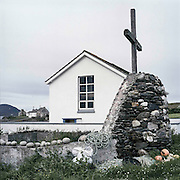 The island church on Inis Bó Finne where Fr. Eugene Greene abused some of his victims