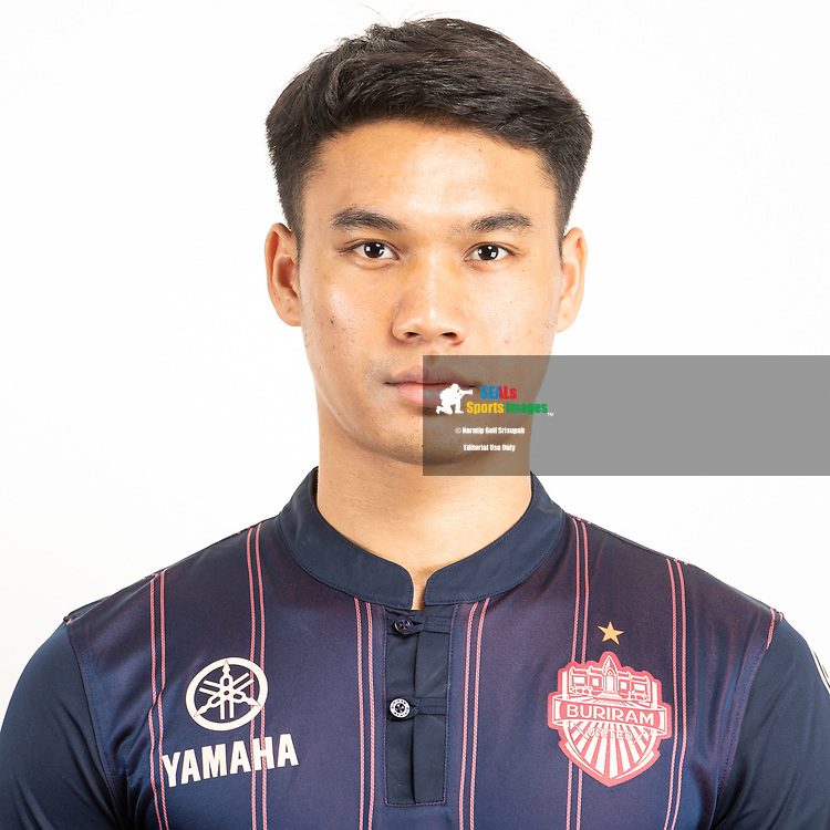 THAILAND - JUNE 26: Ratthanakorn Maikami #26 of Buriram United on June 26, 2019.<br /> .<br /> .<br /> .<br /> (Photo by: Naratip Golf Srisupab/SEALs Sports Images/MB Media Solutions)