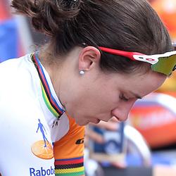 19-07-2016: Wielrennen: Thueringen Rundfahrt vrouwen: Greiz<br /> GREIZ (DLD) WIELRENNEN