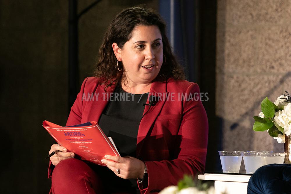 Jennifer Medina, New York Times National Correspondent