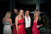 Elen Rives; Peter Andre; JO WOOD, InStyle's Best Of British Talent Party in association with Lancome. Shoreditch HouseLondon. 25 January 2011, -DO NOT ARCHIVE-© Copyright Photograph by Dafydd Jones. 248 Clapham Rd. London SW9 0PZ. Tel 0207 820 0771. www.dafjones.com.
