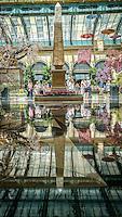 Japanese Tea Garden Bellagio Conservatory & Botanical Garden, Las Vegas