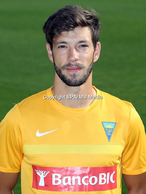 Portugal - Primera Liga NOS 2016-2017 /  <br /> ( GD Estoril Praia ) - <br /> Joel Antonio Soares Ferreira