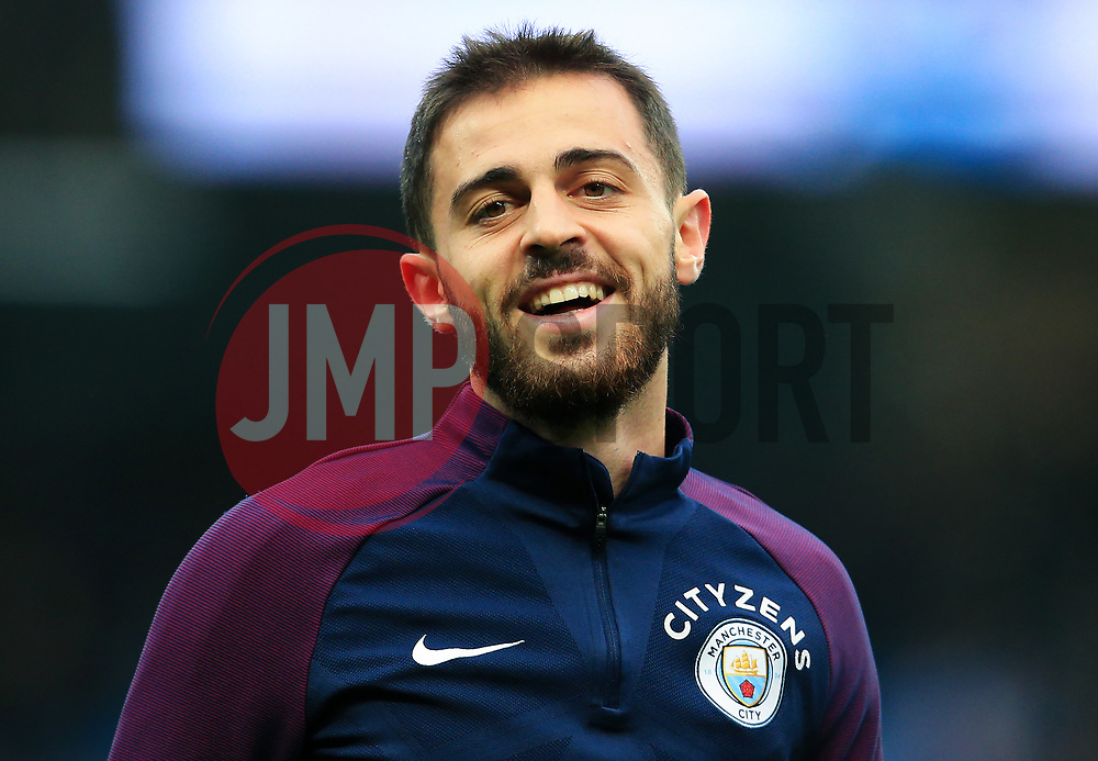 Bernardo Silva of Manchester City - Mandatory by-line: Matt McNulty/JMP - 23/12/2017 - FOOTBALL - Etihad Stadium - Manchester, England - Manchester City v Bournemouth - Premier League